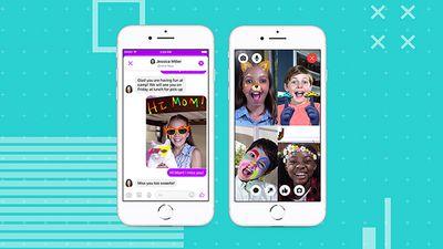 Versão infantil do Facebook Messenger chega também ao Android