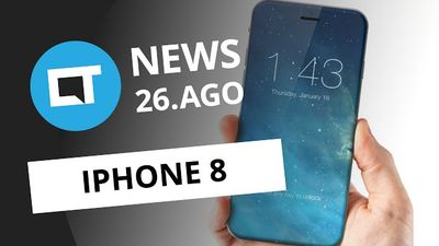 iPhone 8 (!), treta Telegram vs WhatsApp, Hololens no exército e mais [CTNews]