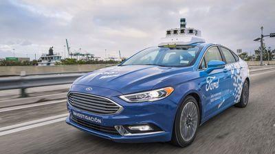 Ford diz que seu objetivo é ser a fabricante de veículos autônomos mais segura