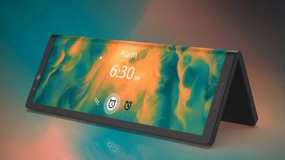 Smartphone dobrável da Motorola pode ter conceito inovador, segundo patente