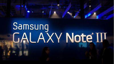 Samsung Galaxy Note 3 será apresentado no dia 4 de setembro na IFA, em Berlim