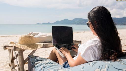 Trabalha para empresas no exterior? Uma startup quer que seu salário renda mais