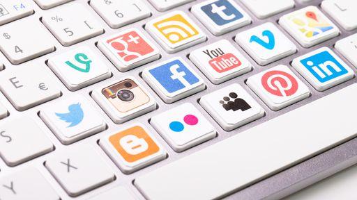 2,46 bilhões de pessoas já usam as redes sociais em todo o mundo