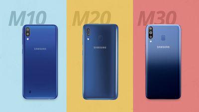 Comparativo: Samsung Galaxy M10 x M20 x M30