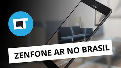 Zenfone AR no Brasil [ASUS OnBoard] - Canaltech