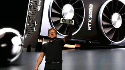Nvidia vai levar novas placas de vídeo RTX 2000 para a BGS 2018