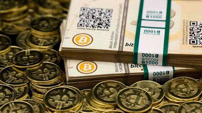 Bitcoin passa a valer mais de US$ 14 bilhões e bate recorde