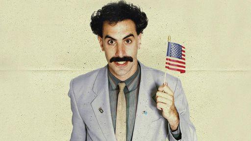 """Borat 2 lança teaser """"elogiando"""" Donald Trump após debate presidencial nos EUA"""