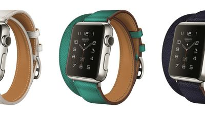 Apple Watch ganha novas pulseiras Hermès neste mês