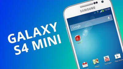 Samsung Galaxy S4 Mini, o irmão caçula do Galaxy S4 [Análise]