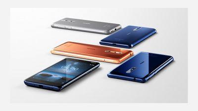 """Nokia 8 recebe críticas por sua tela """"azulada demais"""""""