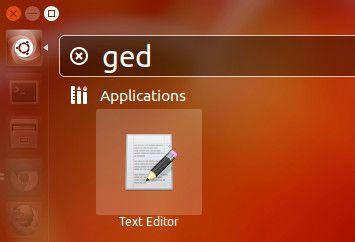 02 - Abrindo o gEdit