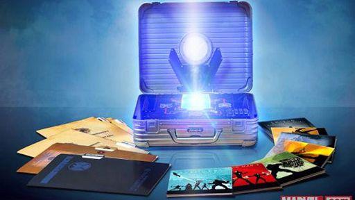 Marvel lança box especial de Os Vingadores