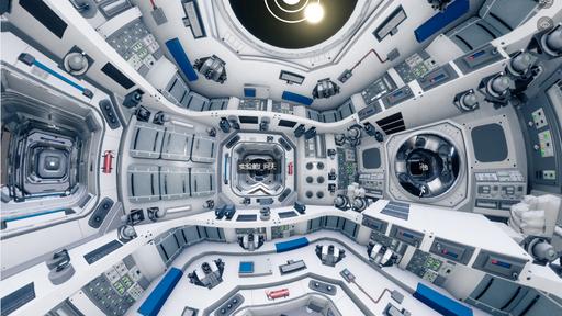 Visite as instalações da nova Estação Espacial Chinesa nesta plataforma virtual