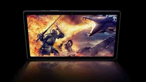 Samsung Galaxy Tab A7 Lite vaza com visual conhecido e chip MediaTek básico