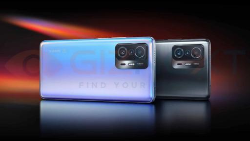 Um dia antes do lançamento, vazam imagens e preços da linha Xiaomi 11T