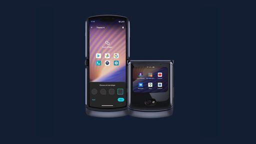 Novo Motorola Razr dobrável tem primeiras especificações reveladas