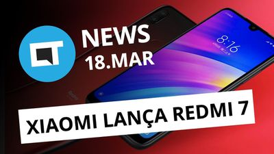 Novos iPads; Xiaomi Redmi 7 e Black Shark 2; Claro vai comprar Nextel [CT News]