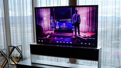 """Tela """"enrolável"""" de televisão da LG deve chegar também aos smartphones, diz CTO"""