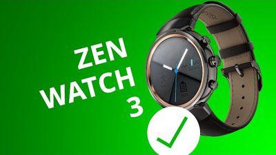5 motivos para COMPRAR o ZenWatch 3