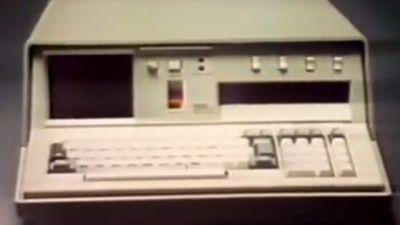 Comercial da IBM de 1977 promovia o primeiro computador portátil da companhia