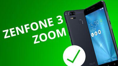 5 motivos para você COMPRAR o Zenfone 3 Zoom