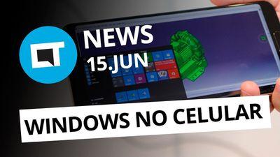 Huawei terá versão cloud do Windows; Instagram não vai dedurar print e+[CT News]