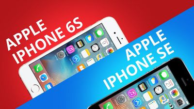 iPhone 6S VS iPhone SE [Comparativo]