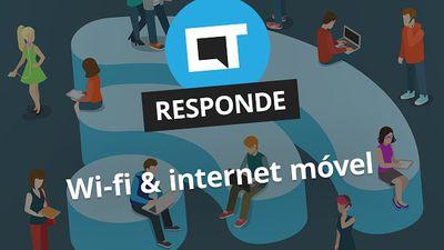 Roteador do smartphone, WiFi não reconhecido, H, H+, 3G, LTE [CT Responde]