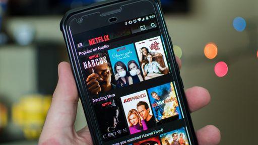 Netflix esclarece o motivo de instalar rastreadores de movimento em seu app