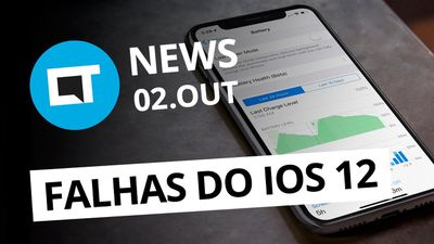 Novos iPhones com problema; Falhas do iOS 12; MP investiga Facebook e+ [CT News]