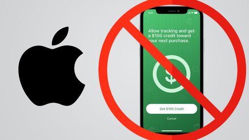 Apple vai banir apps que oferecerem prêmio para o usuário ativar o rastreamento