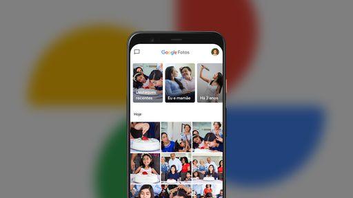 Como desativar o backup automático do Google Fotos