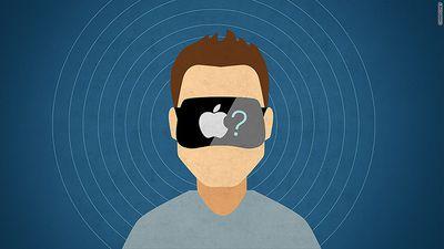 Patente revela o que pode ser o headset de realidade virtual da Apple