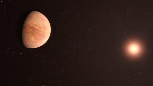 Exoplanetas a apenas 35 anos-luz de distância podem ter oceanos de água