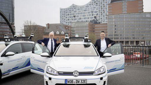 Alemanha libera uso de carros autônomos em vias públicas