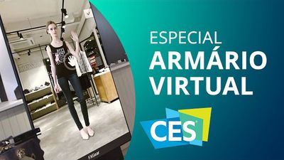 Virtual Fitness Solution: o guarda-roupas virtual da Toshiba [Especial | CES 201
