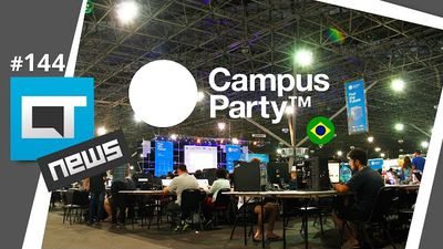 Balanço do evento (23 a 29/01/16) [Campus Party 2016 | CT News #144]