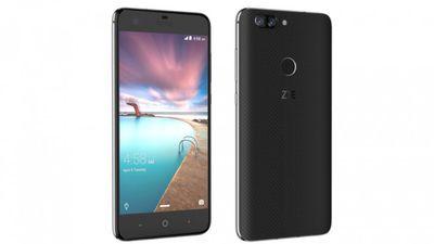 Vazam detalhes do novo smartphone da ZTE com tecnologia de rastreamento ocular