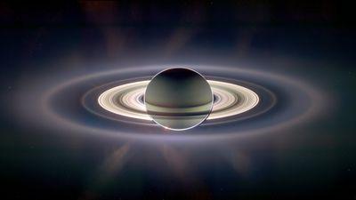 Anéis de Saturno são jovens e surgiram há menos de 100 milhões de anos