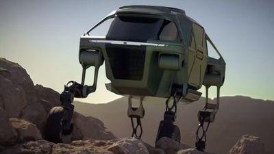 "CES 2019 | Hyundai mostra conceito de carro que ""anda"" sobre terreno acidentado"