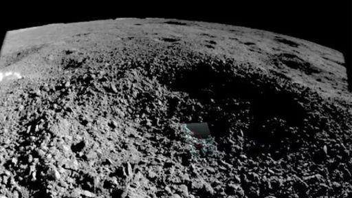 NASA aprova missão que vai detectar e mapear a água na superfície da Lua