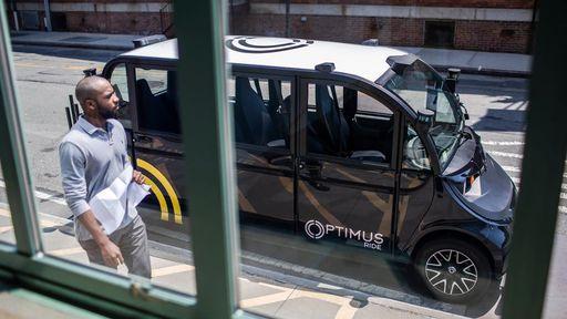 Cidade de Nova Iorque começa a testar carros autônomos