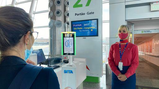 Embarque com reconhecimento facial chega a Brasília e Ribeirão Preto