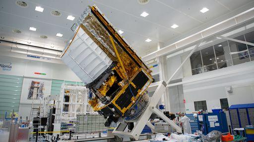 Satélite que estudará matéria escura será lançado pela ESA em 2022