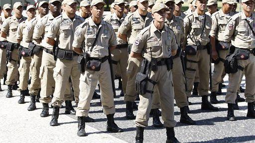 Tecnologia utilizada no Rio dispersa grupos de guardas batendo papo nas esquinas