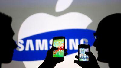 """Apple quer que Samsung pague US$ 1 bilhão por """"copiar"""" design do iPhone"""