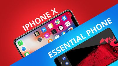 iPhone X vs Essential Phone [Comparativo]
