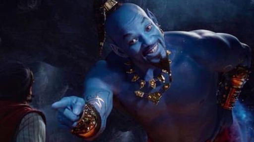 Aladdin ultrapassa 1 bilhão de dólares nas bilheterias mundiais