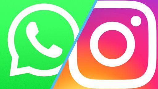 Como vincular o WhatsApp ao perfil do Instagram